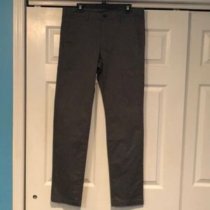 Mens grey dress pants from H&M size 34x34